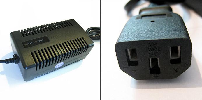 Зарядка для аккумуляторов литий ионных