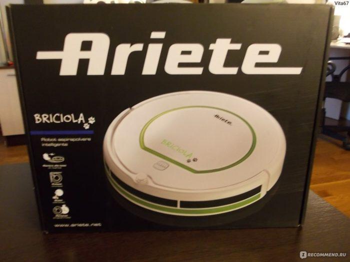 Ariete 2717 briciola