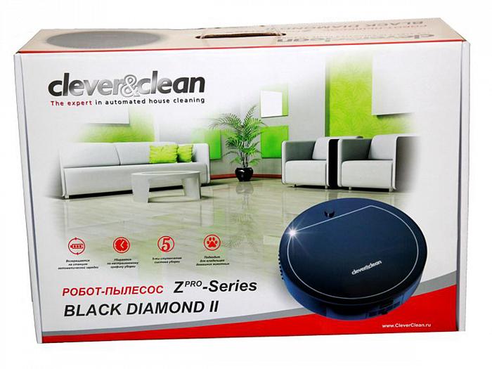 Достоинства Clever & Clean Z-series Black Diamond, цена, отзывы, где недорого купить