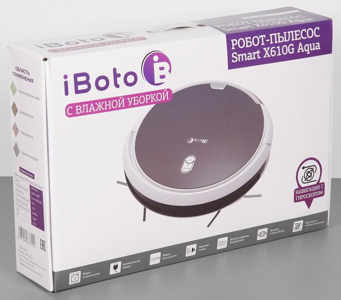 Iboto smart aqua x610g