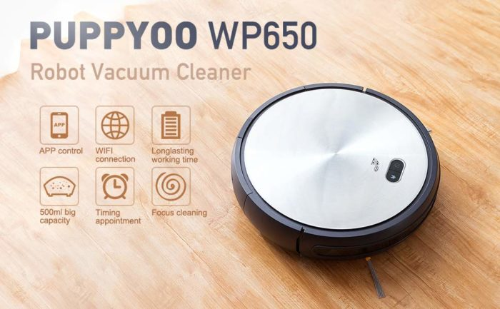 Puppyoo wp650