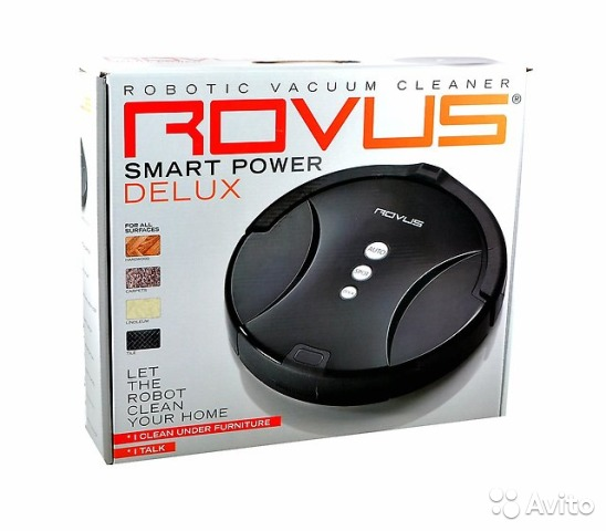Rovus smart power delux s560