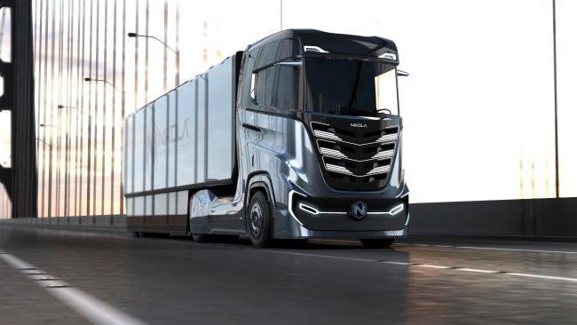 Водородный грузовик Nikola Tre нового поколения в скором времени появится на европейских трассах