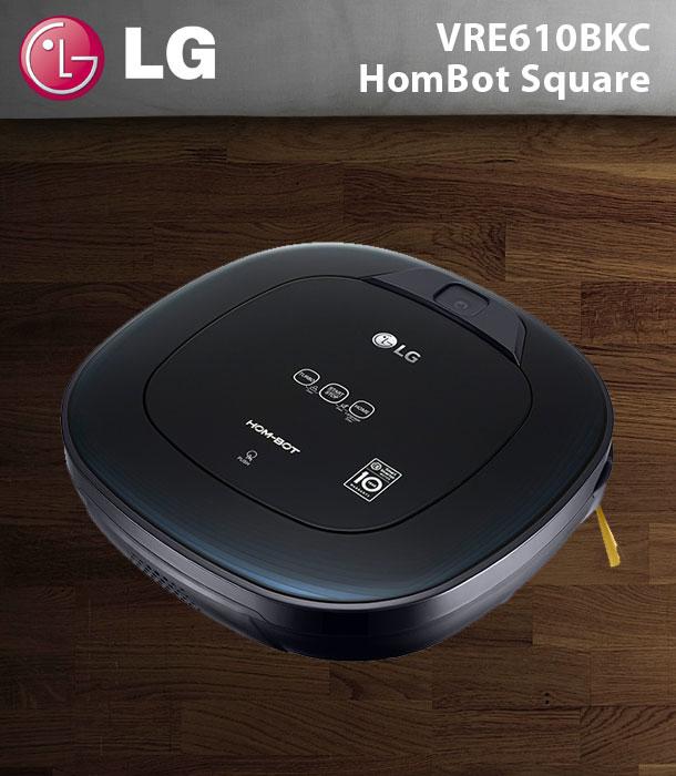 LG VRE610BKC
