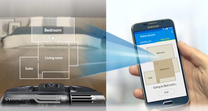 Samsung VR20J9020UG