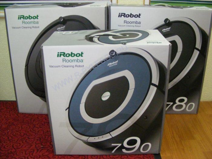 Irobot roomba 790