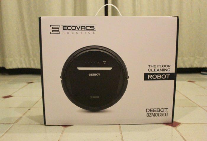 Ecovacs DeeBot OZMO 600