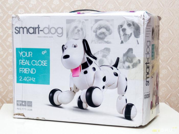 Happy Cow Smart Dog