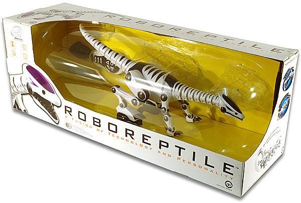 Roboreptile