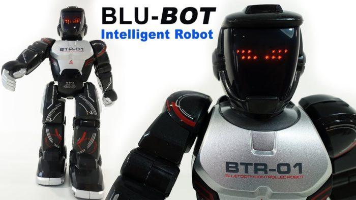Silverlit blu bot