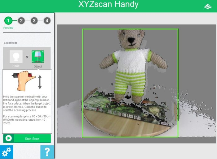 Xyz-3d-scanner