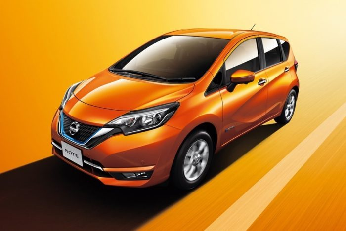 Nissan note e power