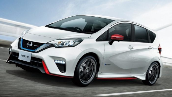 Nissan note e power nismo s