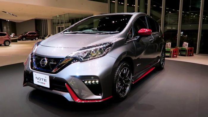 Nissan note e power nismo s