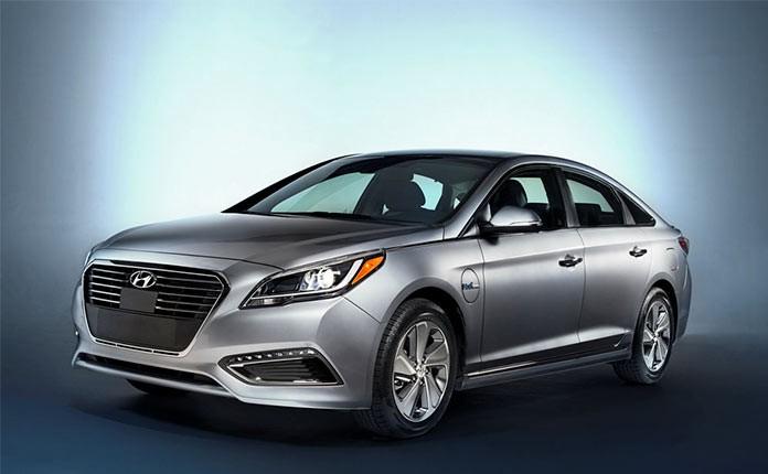 Hyundai ioniq plug in hybrid