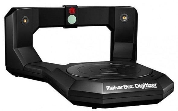 Makerbot digitizer