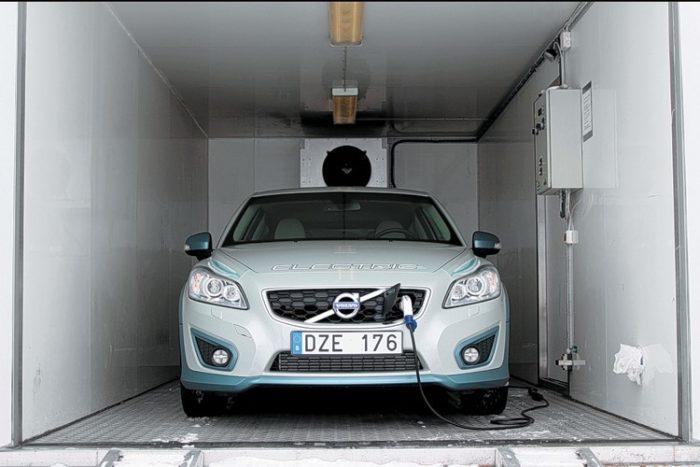 Volvo c30 electric