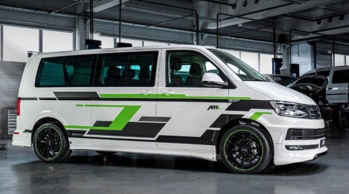 VW e-Transporter