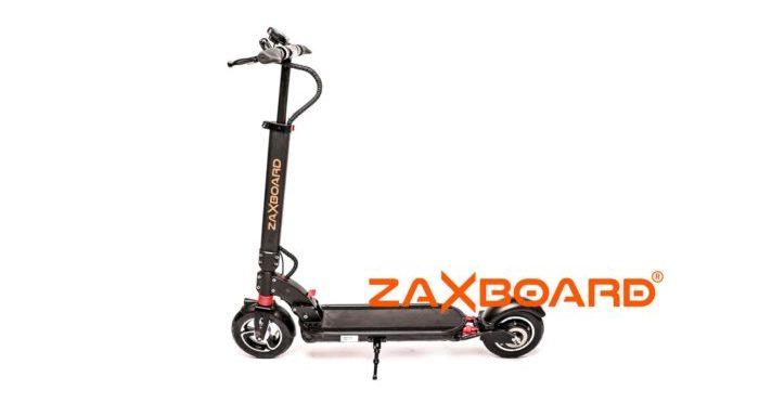 Электросамокаты ZAXBOARD
