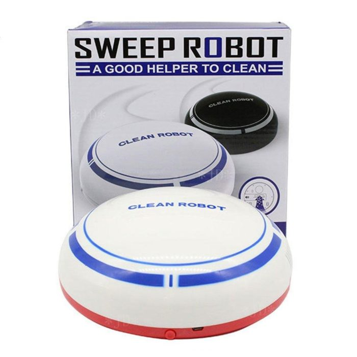 Clean sweep robot