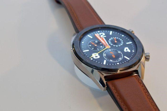 Huawei watch gt classic