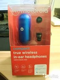 Motorola VerveBuds 400