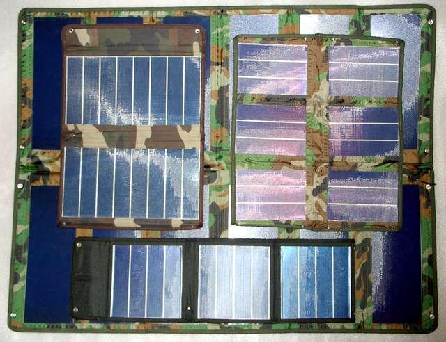 Солнечная батарея SunCharger SC-34/18