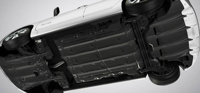 Nissan Leaf батарея