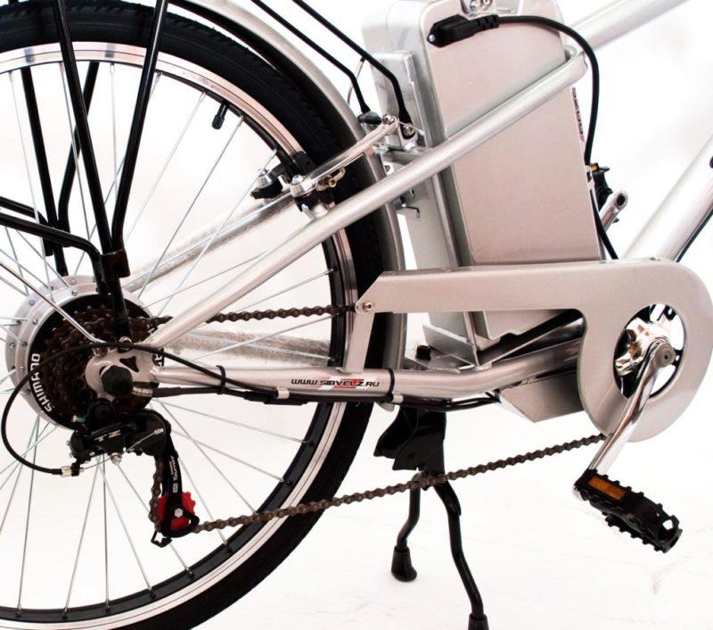 электромотор для велосипеда