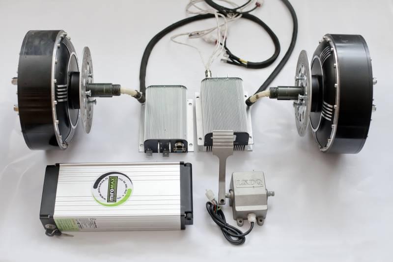 Тяговый электродвигатель постоянного тока