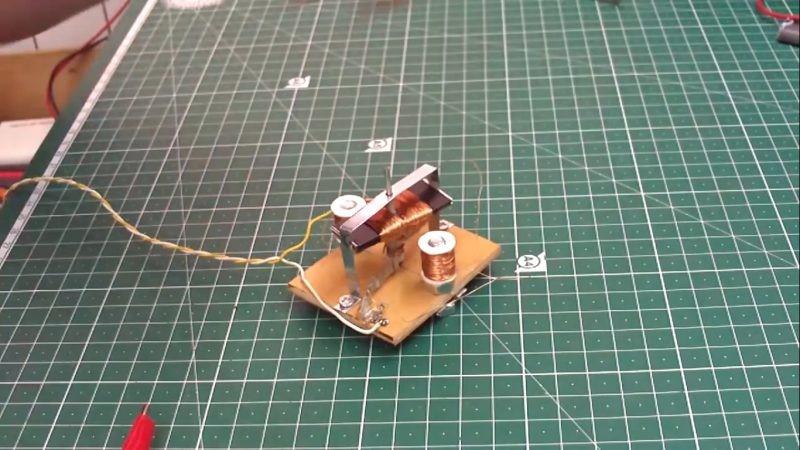 Как сделать своими руками электродвигатель