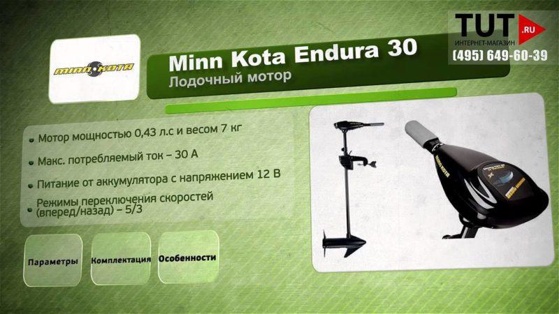 Minn Kota Endura 30