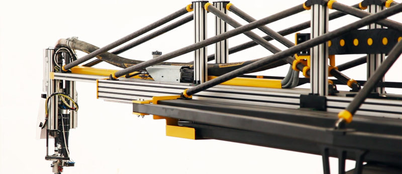3д принтер строительный