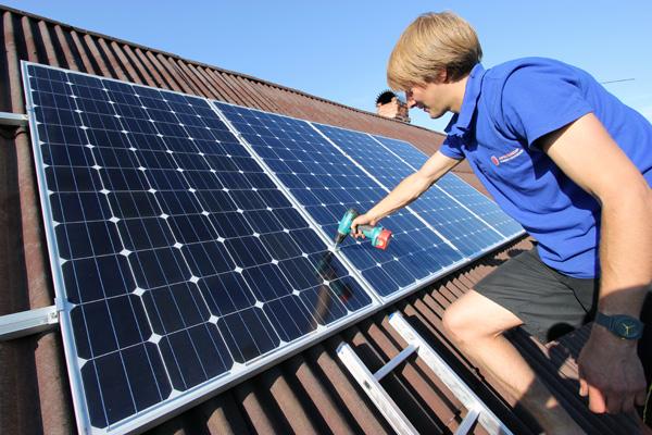 Солнечные батареи как рассчитать мощность
