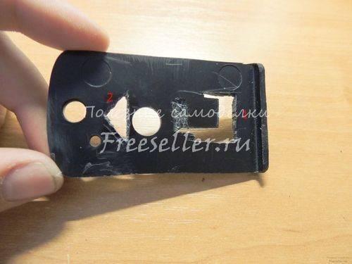 Простая зарядка Лягушка из подручных материалов