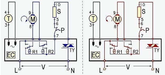 Тиристорана фазоимпульсная схема