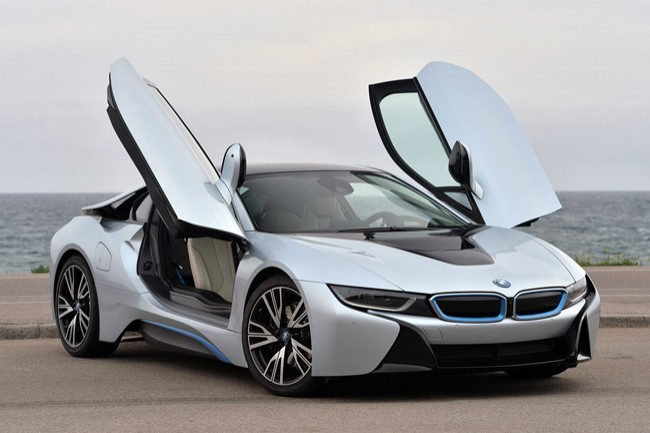 БМВ i8 (BMW i8) – электромобиль, цена, характеристики и фото