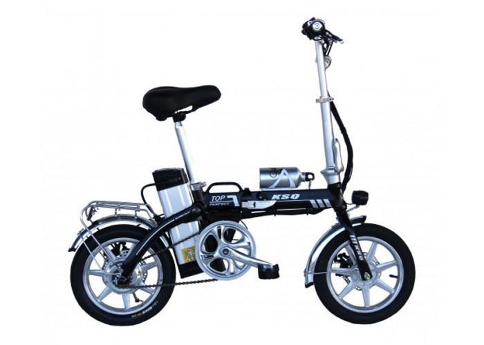 Мотор колесо для велосипеда на велосипеде