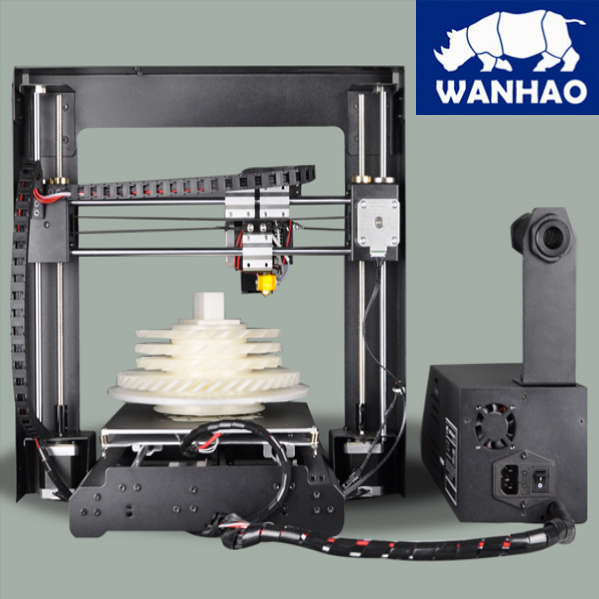 ТОП-1: Wanhao Duplicator i3 Plus (Di3+)