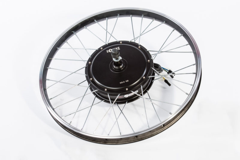 Мотор колесо для скутера