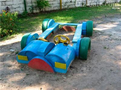 Как делают детские машинки