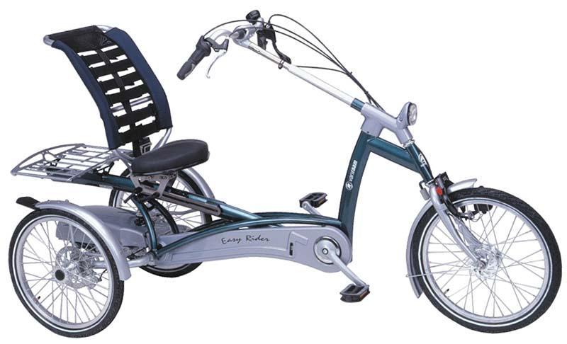 Взрослый трехколесный электровелосипед EZ Rider