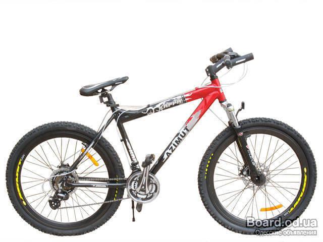 Отличие горного велосипеда от дорожного