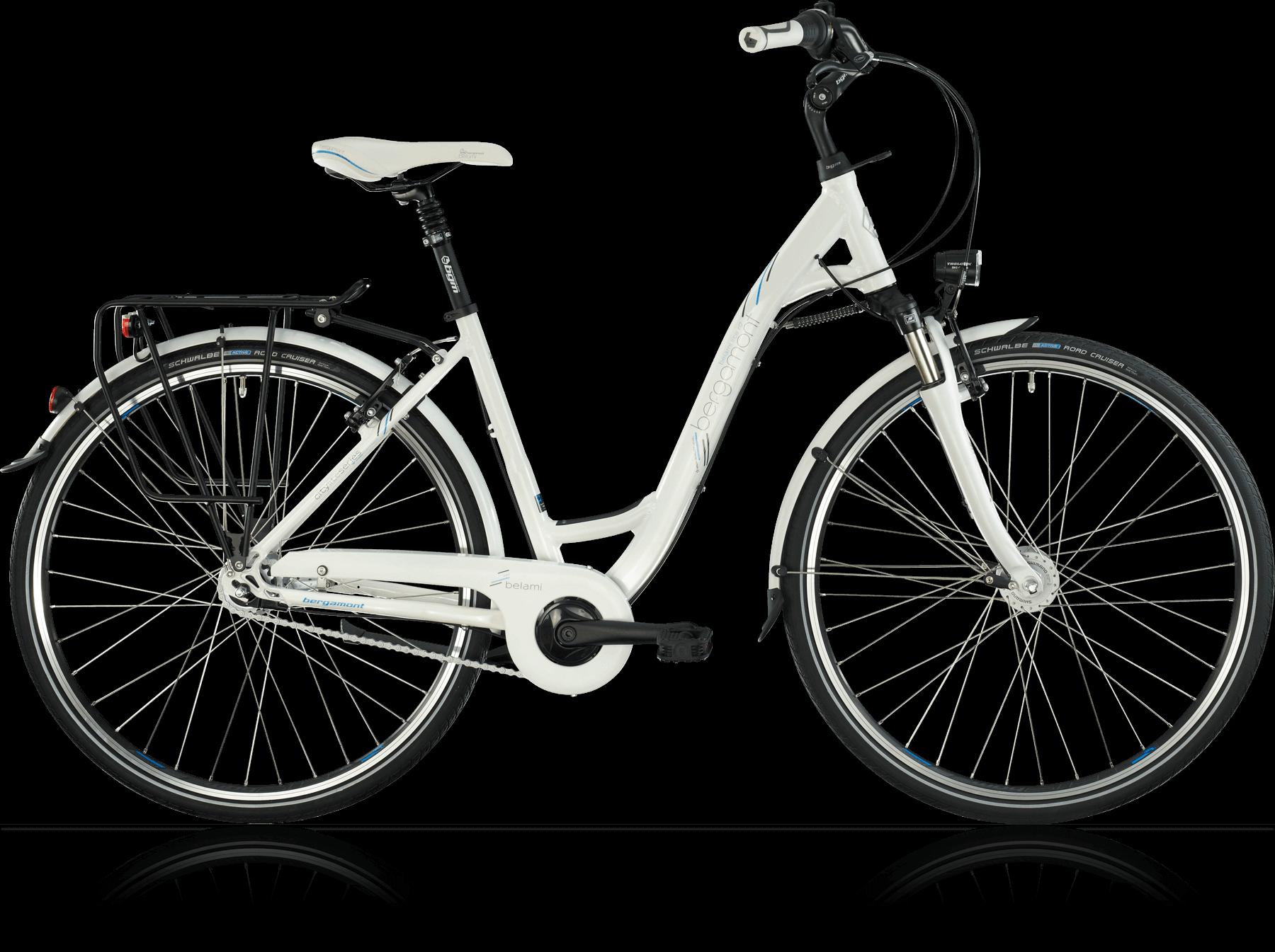 Дорожные велосипеды Bergamont belami-lite