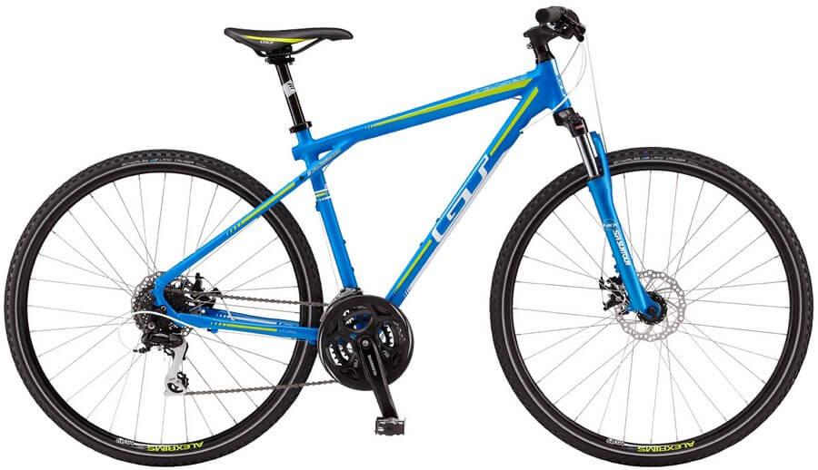 Дорожного велосипеда Gt Transeo 3.0