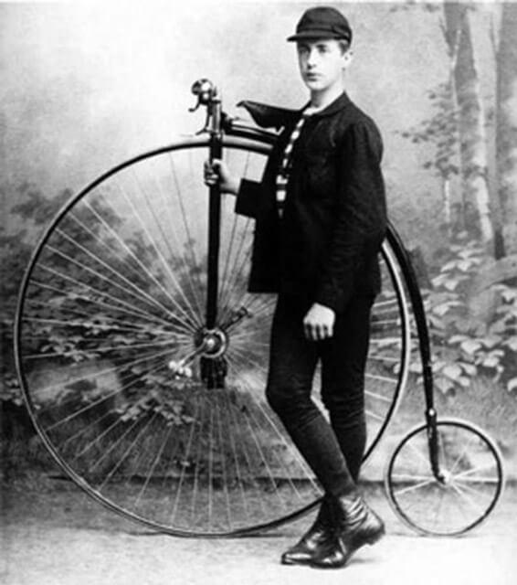 Томас Стивенс кругосветное путешествие на велосипеде