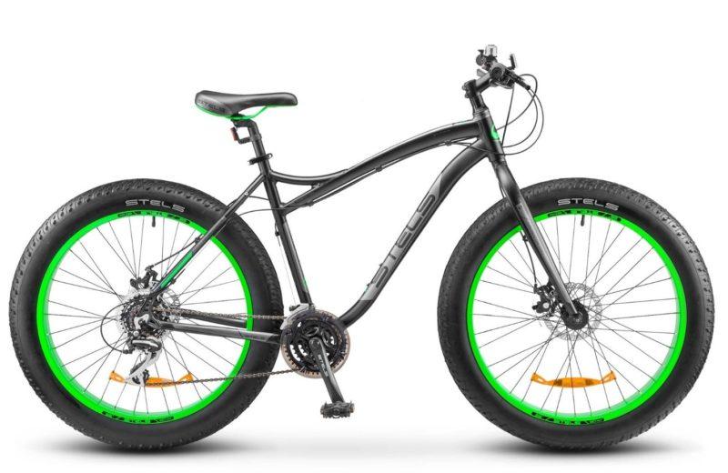 Велосипед с толстыми колесами