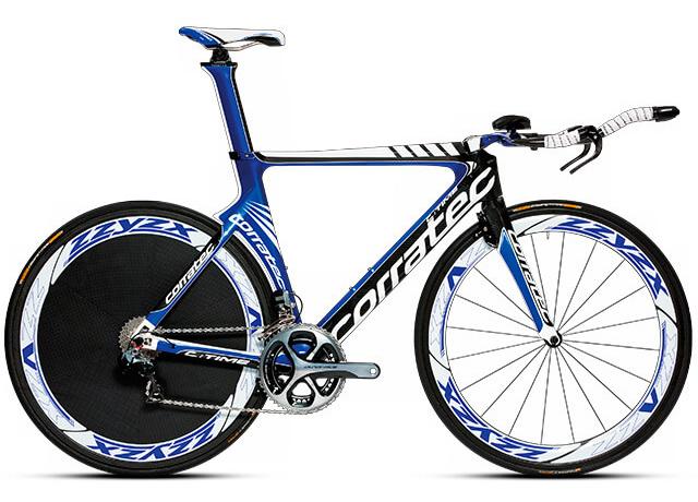 Шоссейный велосипед Corratec C-Time Dura Ace Di2 11S с карбоновой рамой
