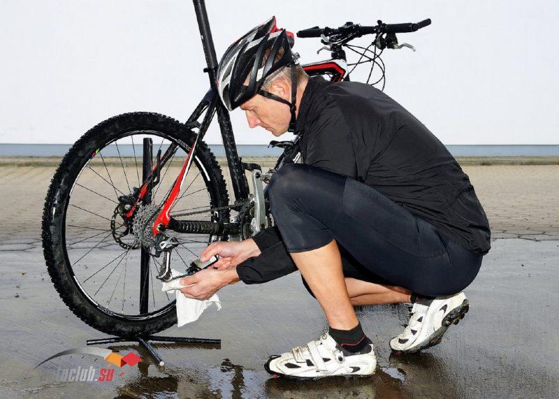 Проблемы с цепью велосипеда