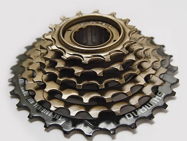 Касета для велосипеда